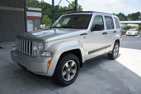 2008 Jeep Liberty for sale in Griffin, GA