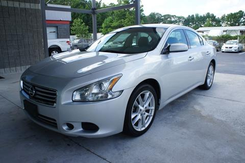 2012 Nissan Maxima for sale in Griffin, GA