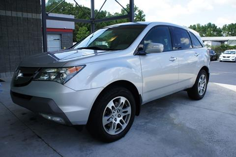 2007 Acura MDX for sale in Griffin, GA