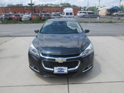 2014 Chevrolet Malibu for sale in Temple Hills, MD
