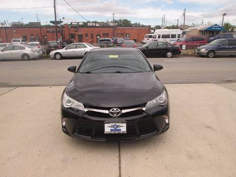 2015 Toyota Camry for sale in Temple Hills, MD