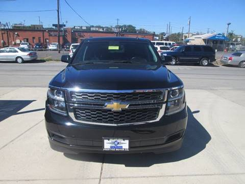 2015 Chevrolet Suburban for sale in Temple Hills, MD