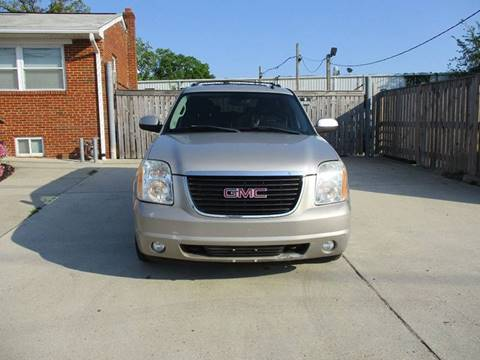 2007 GMC Yukon XL for sale in Temple Hills, MD