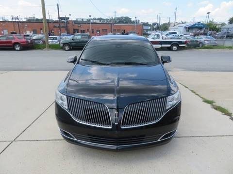 2014 Lincoln MKT Town Car for sale in Temple Hills, MD