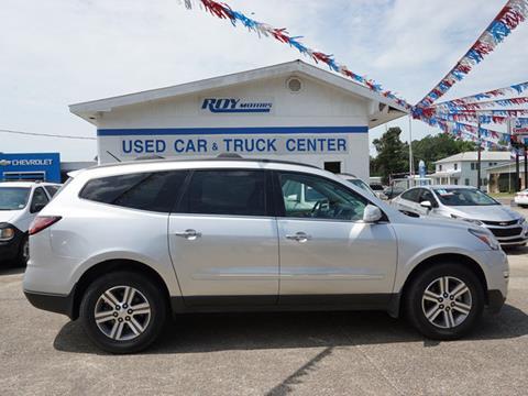 2015 Chevrolet Traverse for sale in Opelousas LA