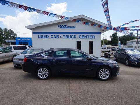 2017 Chevrolet Impala for sale in Opelousas, LA