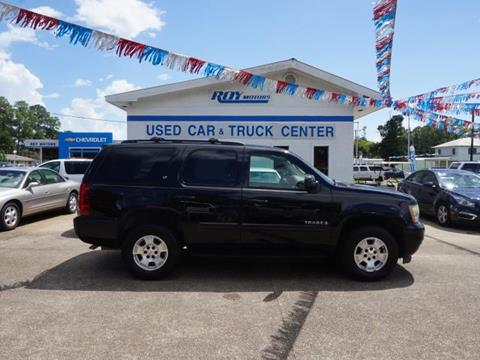 2007 Chevrolet Tahoe for sale in Opelousas, LA