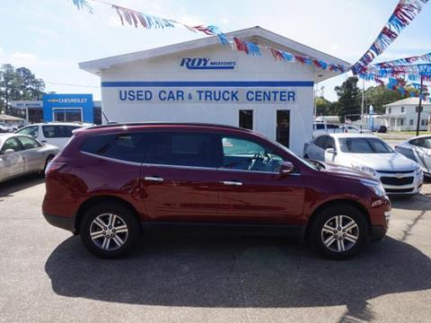 2017 Chevrolet Traverse for sale in Opelousas, LA