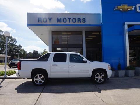 2007 Chevrolet Avalanche for sale in Opelousas, LA