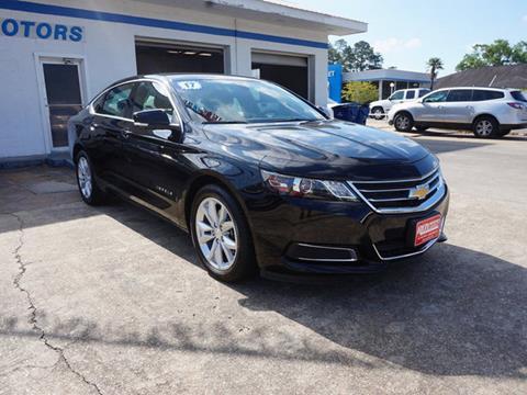 2017 chevrolet impala for sale in juneau ak for Roy motors used cars opelousas la