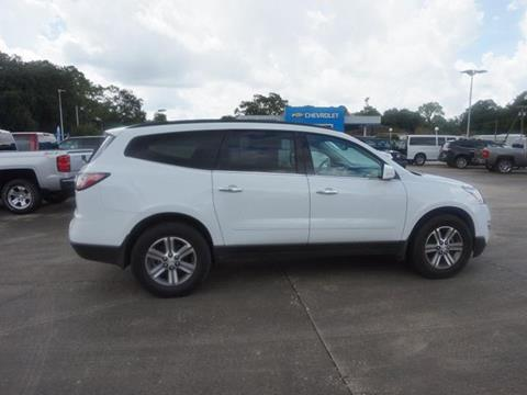 2016 Chevrolet Traverse for sale in Opelousas LA