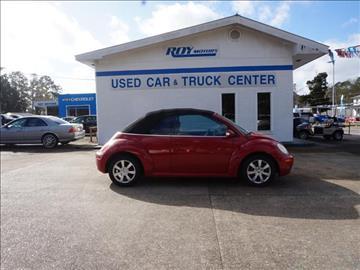 2008 Volkswagen New Beetle for sale in Opelousas, LA