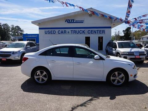 2016 Chevrolet Cruze Limited for sale in Opelousas LA
