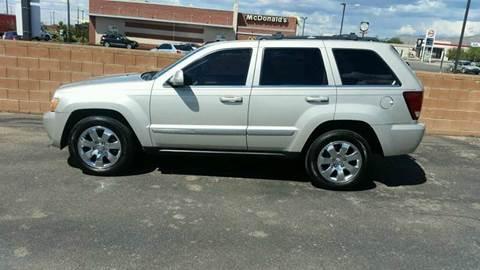 2008 Jeep Grand Cherokee for sale at Ryan Richardson Motor Company in Alamogordo NM