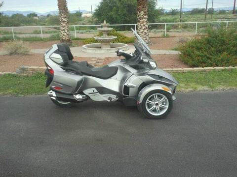 2012 Can-Am Spyder for sale at Ryan Richardson Motor Company in Alamogordo NM