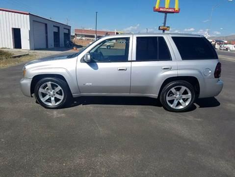2008 Chevrolet TrailBlazer for sale at Ryan Richardson Motor Company in Alamogordo NM