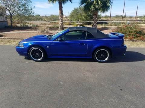 2004 Ford Mustang for sale at Ryan Richardson Motor Company in Alamogordo NM