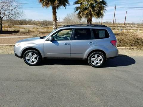 2010 Subaru Forester for sale at Ryan Richardson Motor Company in Alamogordo NM