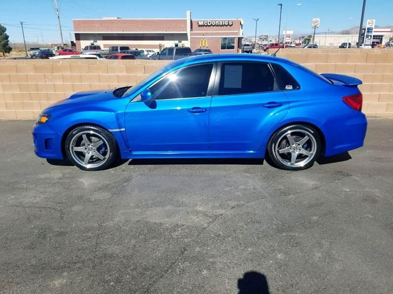 2011 Subaru Impreza for sale at Ryan Richardson Motor Company in Alamogordo NM