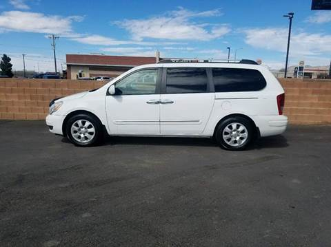 2007 Hyundai Entourage for sale at Ryan Richardson Motor Company in Alamogordo NM