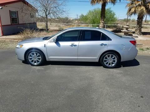2012 Lincoln MKZ for sale at Ryan Richardson Motor Company in Alamogordo NM