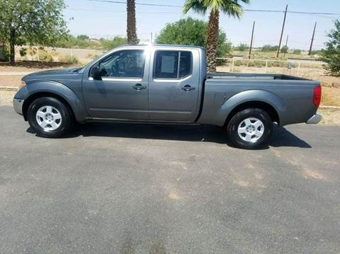 2007 Nissan Frontier for sale at Ryan Richardson Motor Company in Alamogordo NM