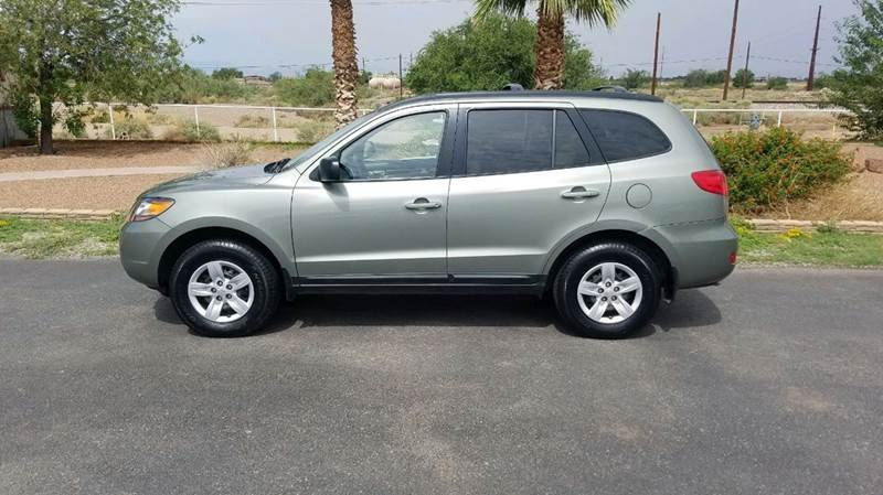 2009 Hyundai Santa Fe for sale at Ryan Richardson Motor Company in Alamogordo NM