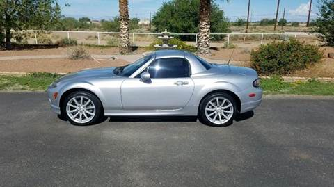 2008 Mazda MX-5 Miata for sale at Ryan Richardson Motor Company in Alamogordo NM