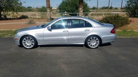 2007 Mercedes-Benz E-Class for sale at Ryan Richardson Motor Company in Alamogordo NM