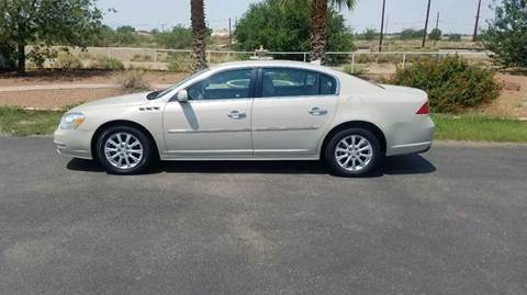 2010 Buick Lucerne for sale at Ryan Richardson Motor Company in Alamogordo NM