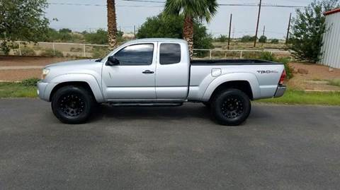 2005 Toyota Tacoma for sale at Ryan Richardson Motor Company in Alamogordo NM