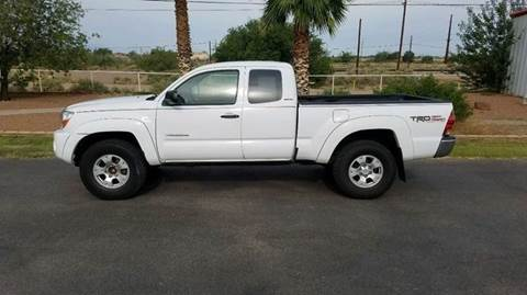 2006 Toyota Tacoma for sale at Ryan Richardson Motor Company in Alamogordo NM