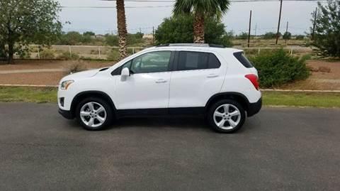 2015 Chevrolet Trax for sale at Ryan Richardson Motor Company in Alamogordo NM