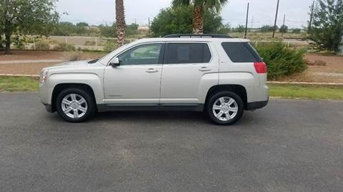 2014 GMC Terrain for sale at Ryan Richardson Motor Company in Alamogordo NM