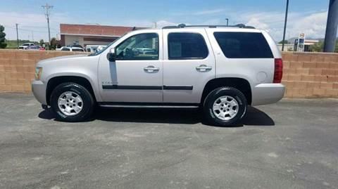 2007 Chevrolet Tahoe for sale at Ryan Richardson Motor Company in Alamogordo NM