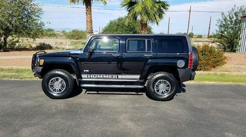 2007 HUMMER H3 for sale at Ryan Richardson Motor Company in Alamogordo NM