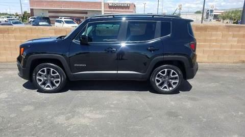 2015 Jeep Renegade for sale at Ryan Richardson Motor Company in Alamogordo NM