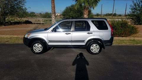 2003 Honda CR-V for sale at Ryan Richardson Motor Company in Alamogordo NM
