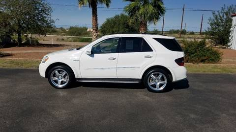 2008 Mercedes-Benz M-Class for sale at Ryan Richardson Motor Company in Alamogordo NM