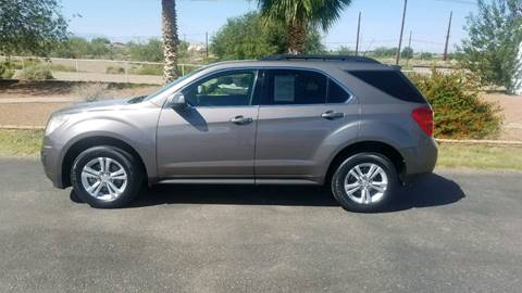 2011 Chevrolet Equinox for sale at Ryan Richardson Motor Company in Alamogordo NM