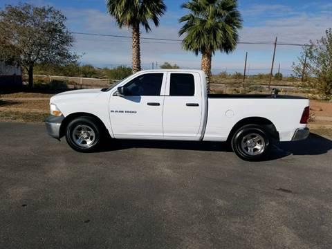 2011 RAM Ram Pickup 1500 for sale in Alamogordo, NM