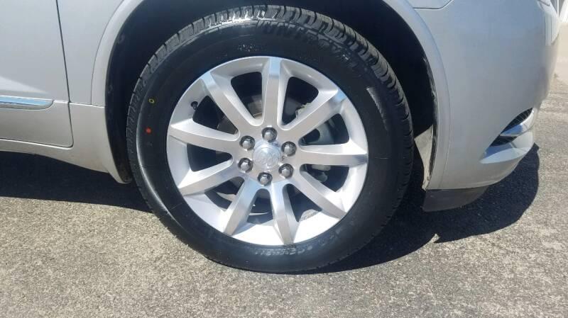 2014 Buick Enclave AWD Premium 4dr Crossover - Alamogordo NM
