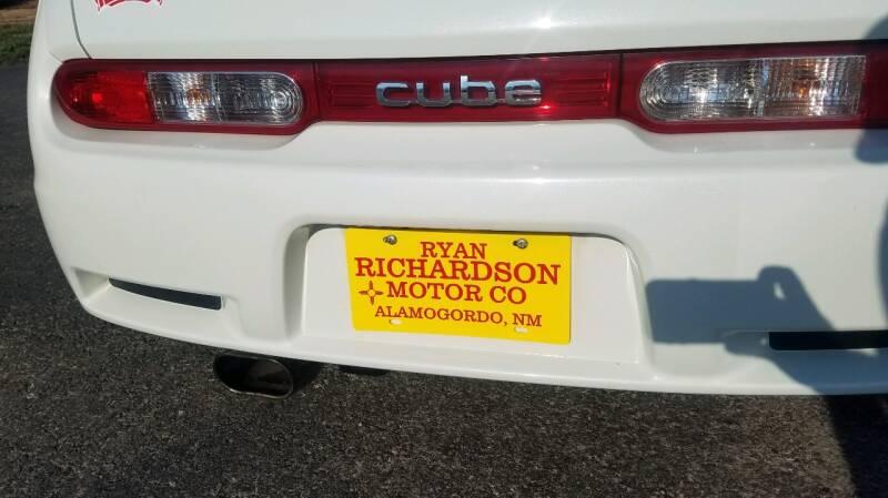 2011 Nissan cube 1.8 S Krom Edition 4dr Wagon - Alamogordo NM