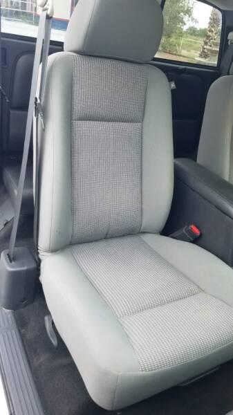 2008 Dodge Dakota SXT 4dr Extended Cab SB - Alamogordo NM