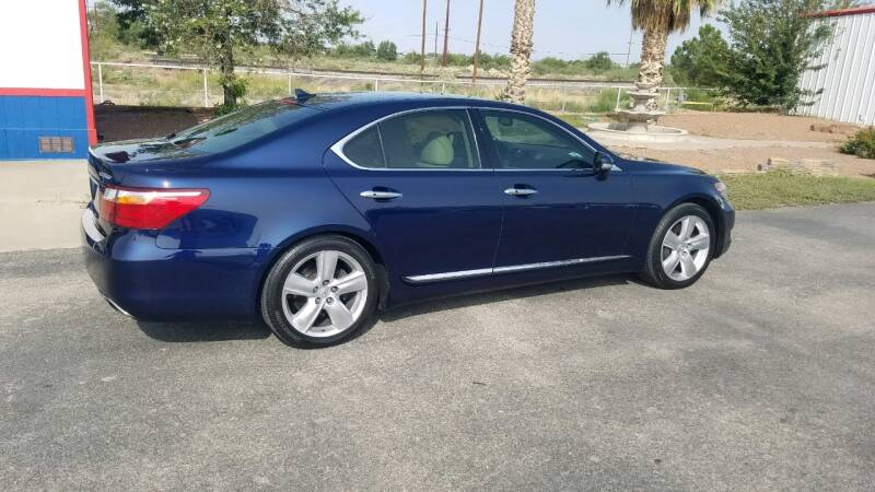 2011 Lexus LS 460 4dr Sedan - Alamogordo NM