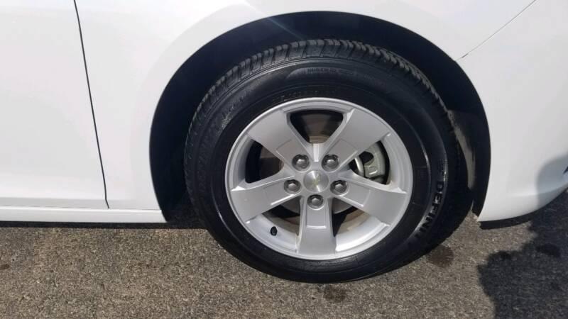 2015 Chevrolet Malibu LS Fleet 4dr Sedan - Alamogordo NM