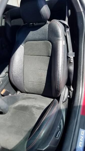2017 Ford Mustang GT Premium 2dr Fastback - Alamogordo NM