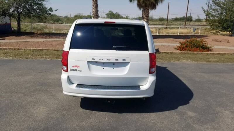 2012 Dodge Grand Caravan SXT 4dr Mini-Van - Alamogordo NM