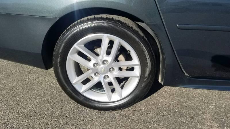 2014 Chevrolet Impala Limited LTZ Fleet 4dr Sedan - Alamogordo NM