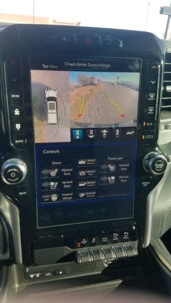 2019 RAM Ram Pickup 1500 4x4 Limited 4dr Crew Cab 5.6 ft. SB Pickup - Alamogordo NM